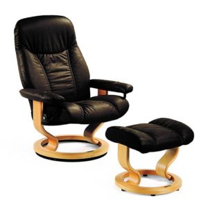 stressless consul m testbericht fernsehsessel test. Black Bedroom Furniture Sets. Home Design Ideas